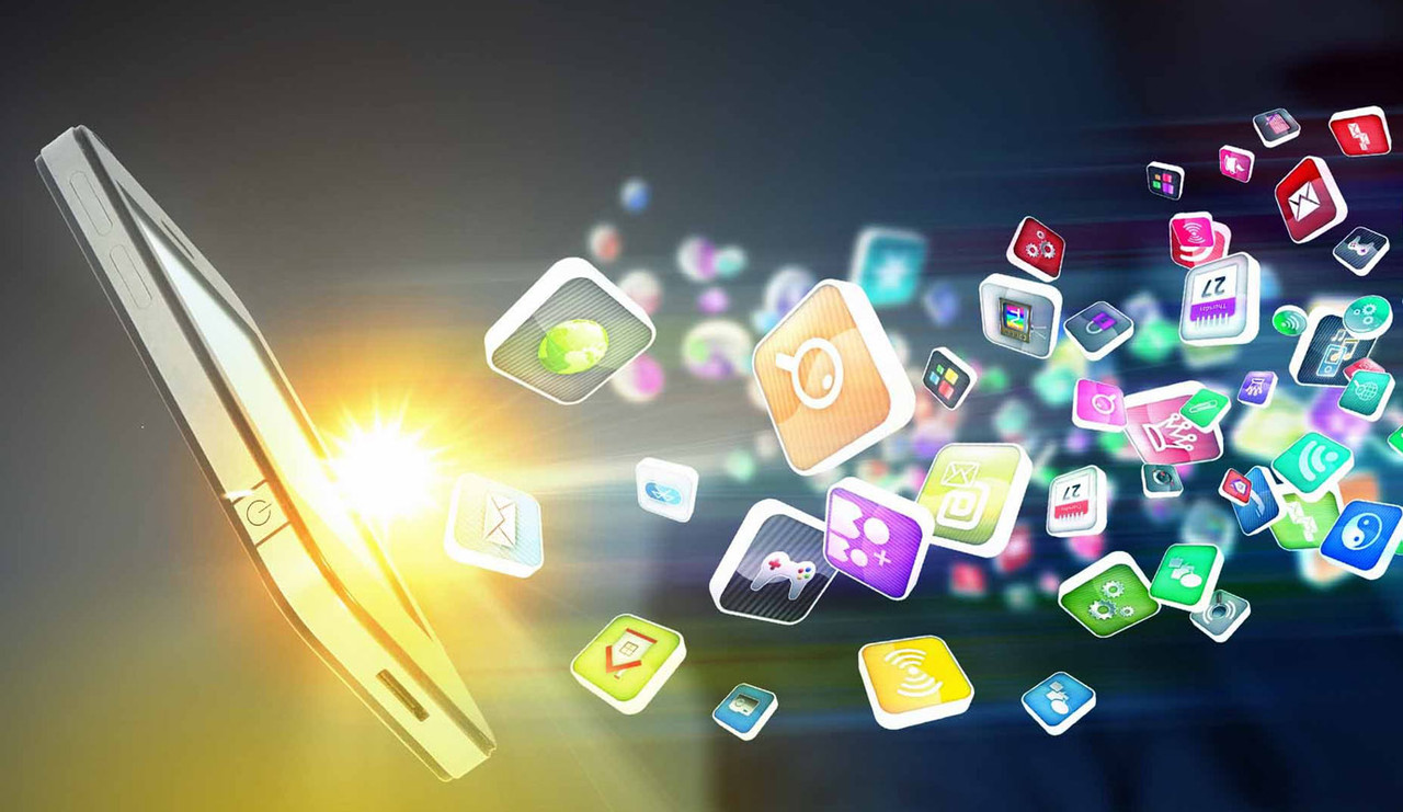 Реклама Мобильного приложения в Талгаре