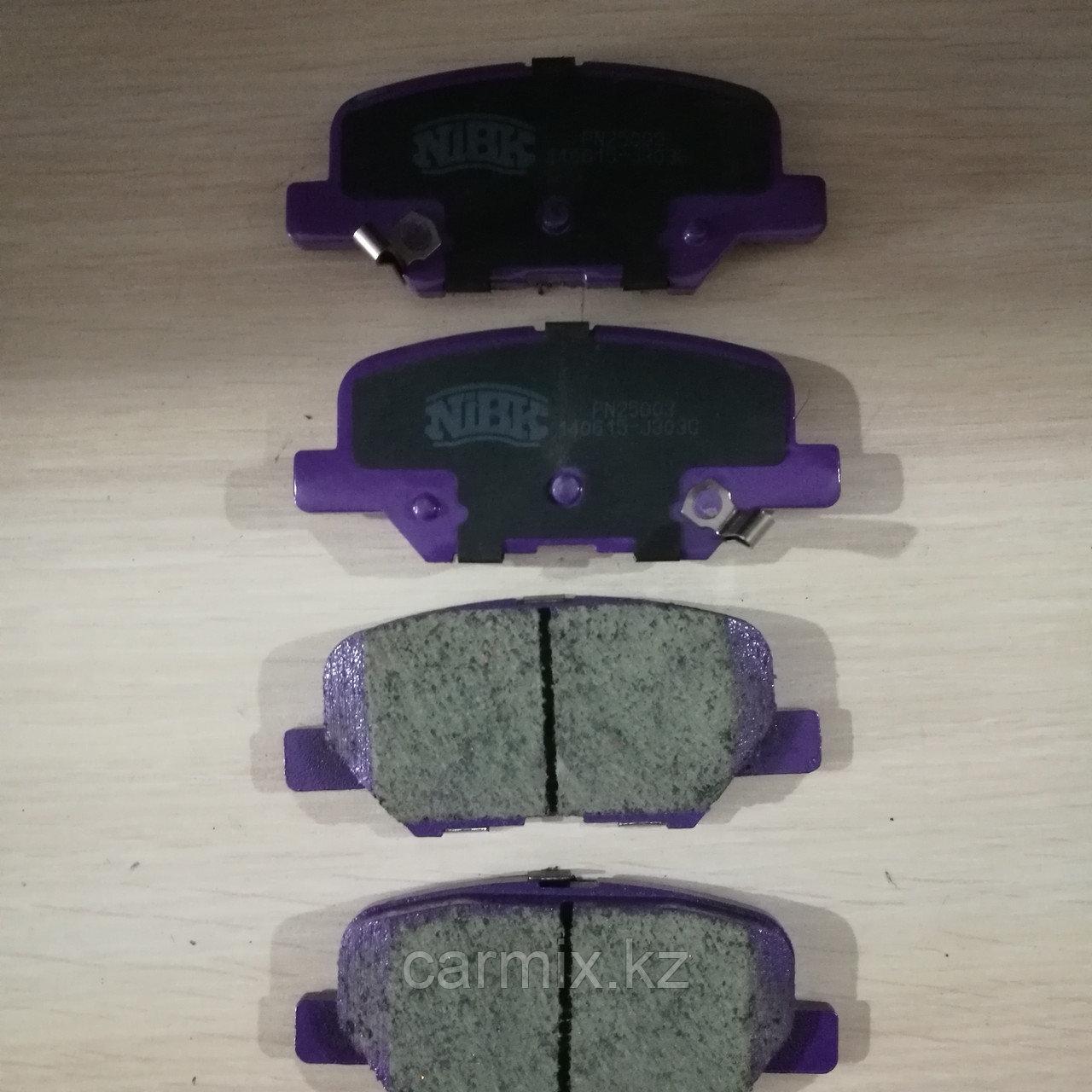 Тормозные колодки задние OUTLANDER 3 GF3W