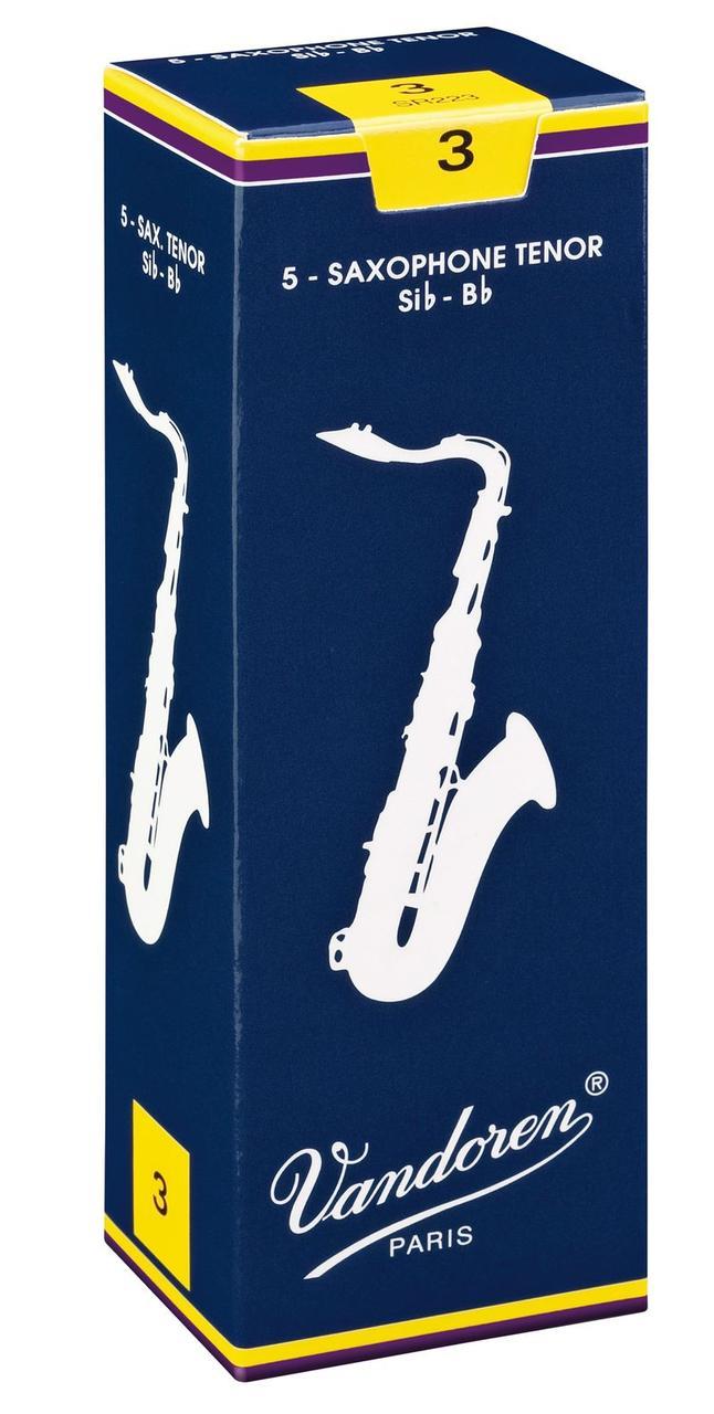 Трости для саксофона Тенор  Vandoren SR223 №3