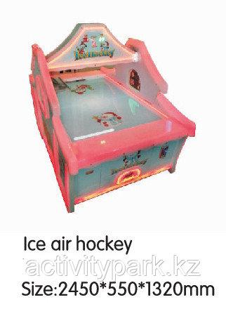 Игровой автомат -Ice air hockey