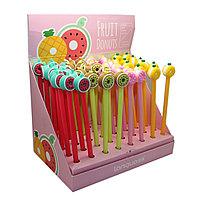 Ручки гелевые детские Пончик LG-41232
