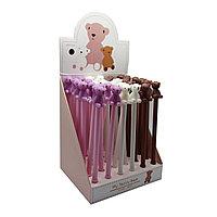 Ручки гелевые детские Медведь ZF1692