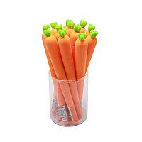 Ручки гелевые детские Морковь