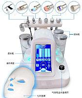 Косметологический аппарат аквапилинг 6 в 1