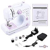 Многофункциональная швейная машина  Sewing Machine FHSM-505, фото 2