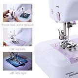 Многофункциональная швейная машина  Sewing Machine FHSM-505, фото 4