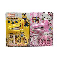 Ножницы и степлер детские ZD-929