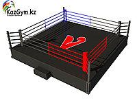Боксерский ринг на помосте 7,5х7,5 м (боевая зона 6х6 м), помост 1 м, фото 1