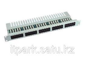 Патч-панель на 50 портов CAT-3 IDC:krone