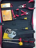 Набор инструментов из 15 компонентов
