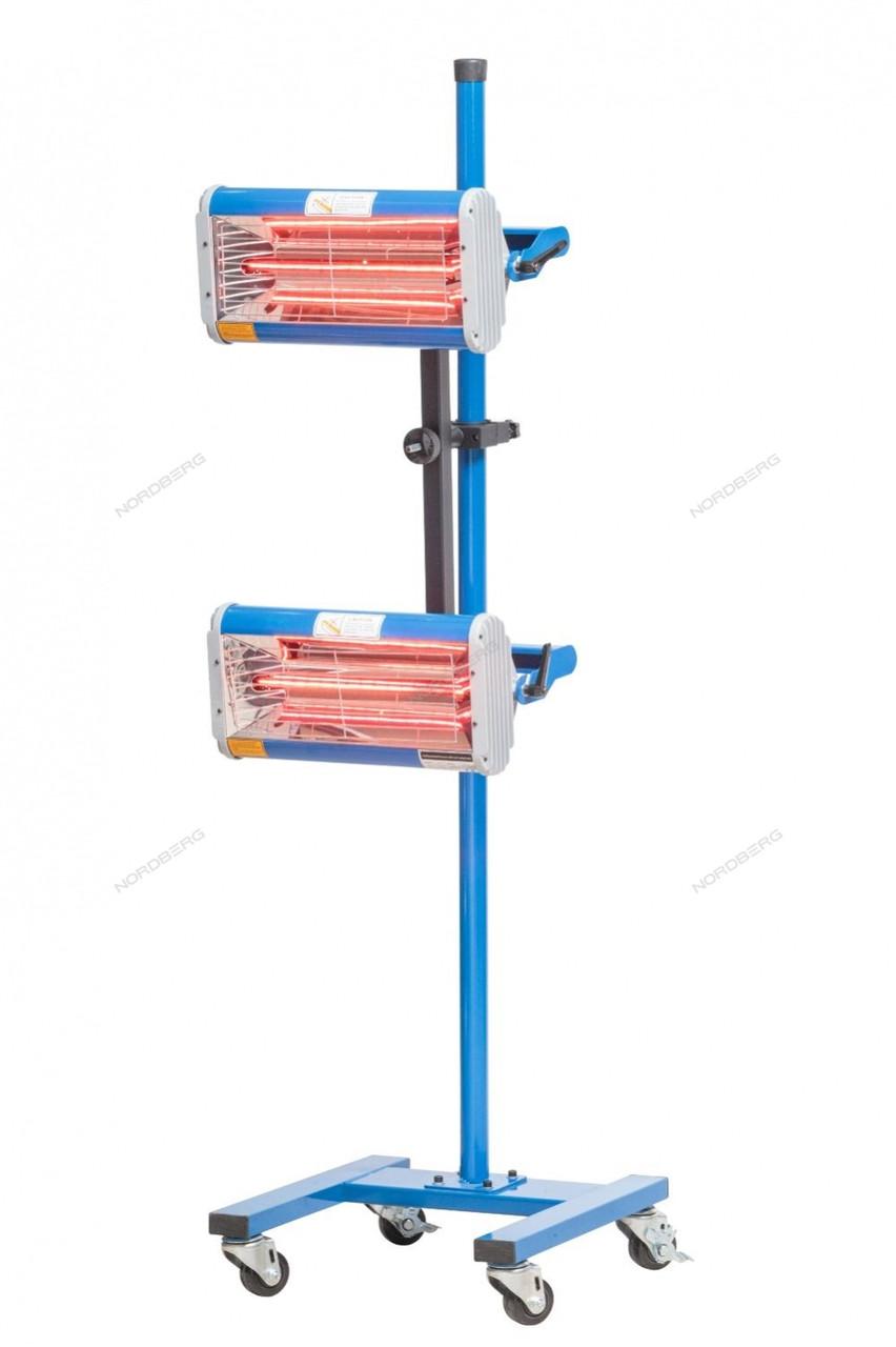 NORDBERG СУШКА Инфракрасная IF2, 220 В, коротковолновая (состоит из 3 коробок)