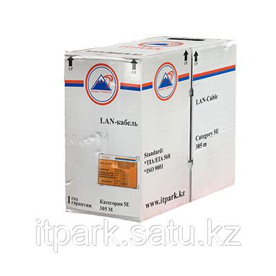 Кабель ITPARK UTP CAT5E 4P 24AWG PE, для внешней прокладки