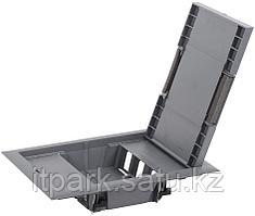 KNL-57-12-7012 Напольный лючок ONFLOOR 12 модулей