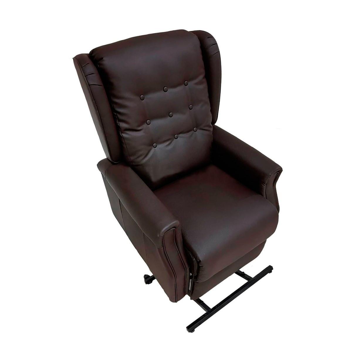 Массажное кресло реклайнер LOW-END класса OTO LIFT CHAIR LC-800