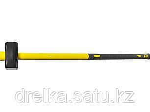 Кувалда с удлинённой фиберглассовой рукояткой 4 кг, STAYER Fiberglass-XL, фото 2