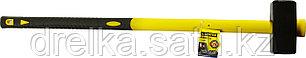 Кувалда с удлинённой фиберглассовой рукояткой 5 кг, STAYER Fiberglass-XL, фото 2