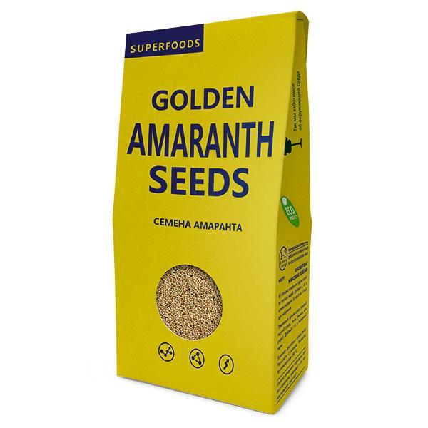 Семена амаранта пищевые (Golgen), 150 гр