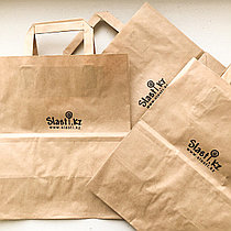 Фирменный пакет Slasti.kz (24см*28см)