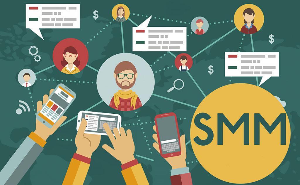 SMM продвижение соц сетей в Атырау