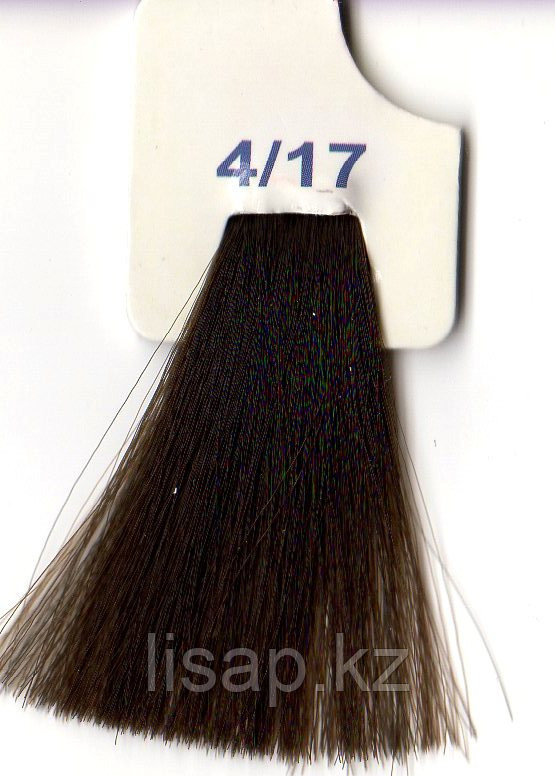 4/17 Краска для волос LK  марки LISAP