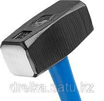 Кувалда с фиберглассовой рукояткой СИБИН, 2 кг, фото 2