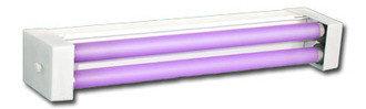 Облучатель бактерицидный с лампами низкого давления настенно-потолочный ОБНП 2*15-01 Генерис
