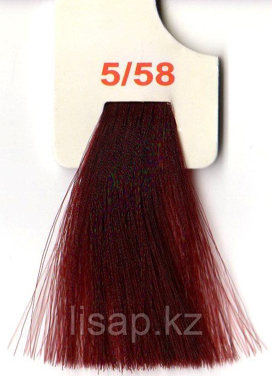 5/58 Краска для волос LK  марки LISAP