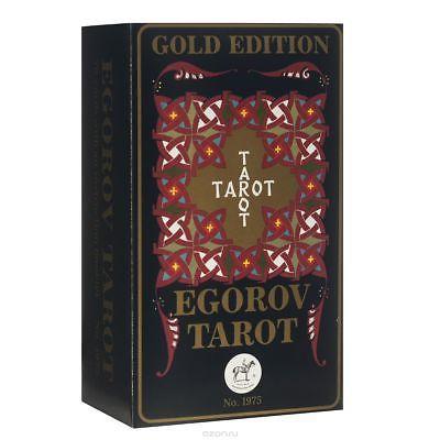 "Карты ""EGOROV TAROT"""