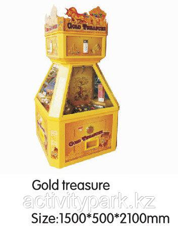 Игровой автомат - Gold treasure