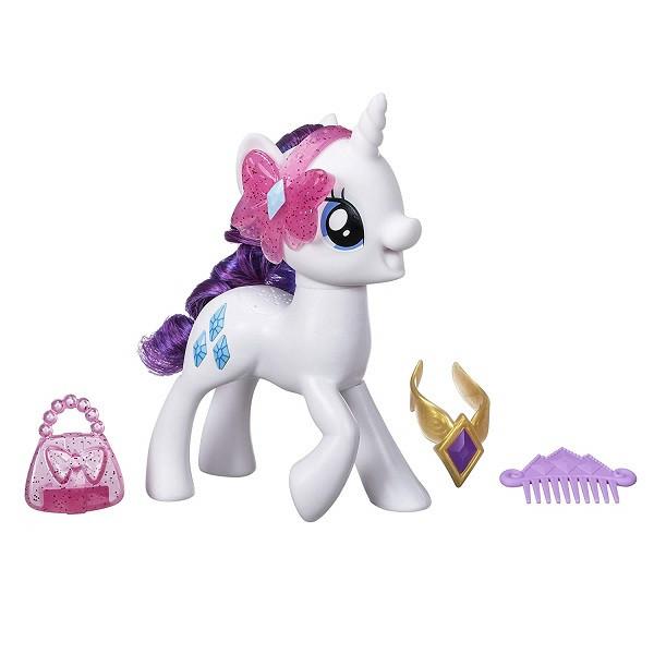 Hasbro My little Ponny Разговор о дружбе с Рарити