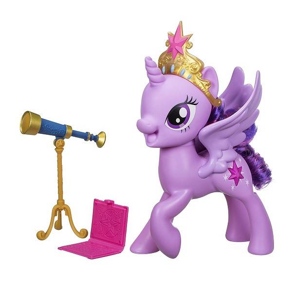 Hasbro My little Ponny Разговор о дружбе с Искоркой