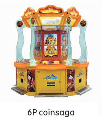 Игровой автомат - 6P coinsaga