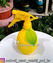Опрыскиватель для растений. Цвет: Желтый.