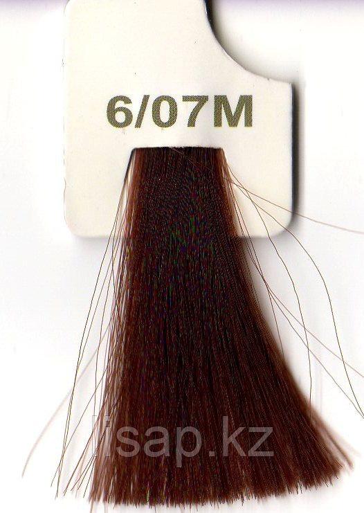 6/07 Краска для волос LK  марки LISAP