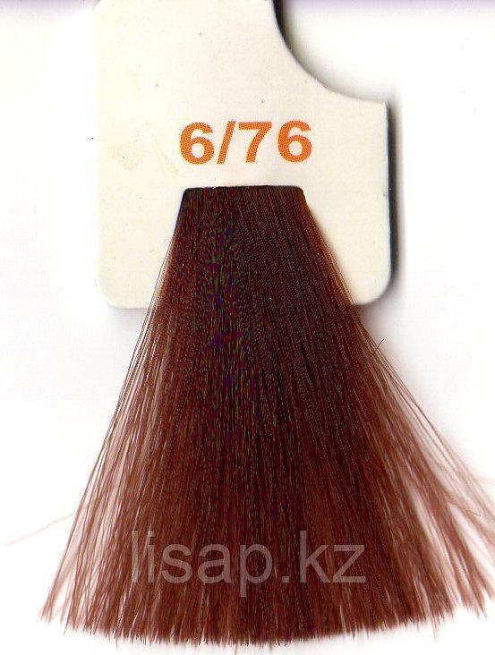 6/76 Краска для волос LK  марки LISAP