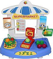 53411 Полесье Набор- мини настольный Супермаркет Алеся в пакете