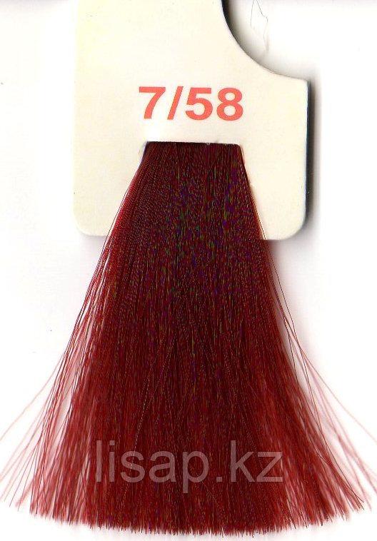 7/58 Краска для волос LK  марки LISAP
