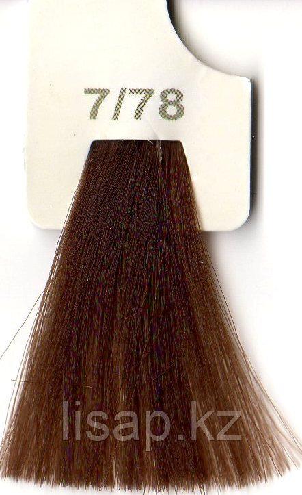7/78 Краска для волос LK  марки LISAP