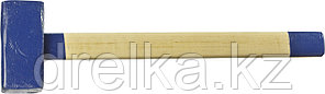 Кувалда СИБИН с деревянной рукояткой, 5кг, фото 2