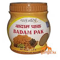Укрепляющий миндальный тоник (Organic Badam Pak PATANJALI), 250 г.