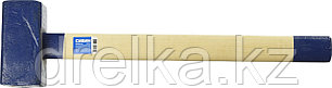 Кувалда СИБИН с деревянной рукояткой, 6кг, фото 2
