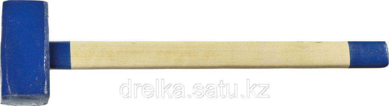 Кувалда СИБИН с деревянной рукояткой, 8кг