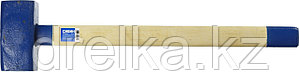 Кувалда СИБИН с деревянной рукояткой, 8кг, фото 2