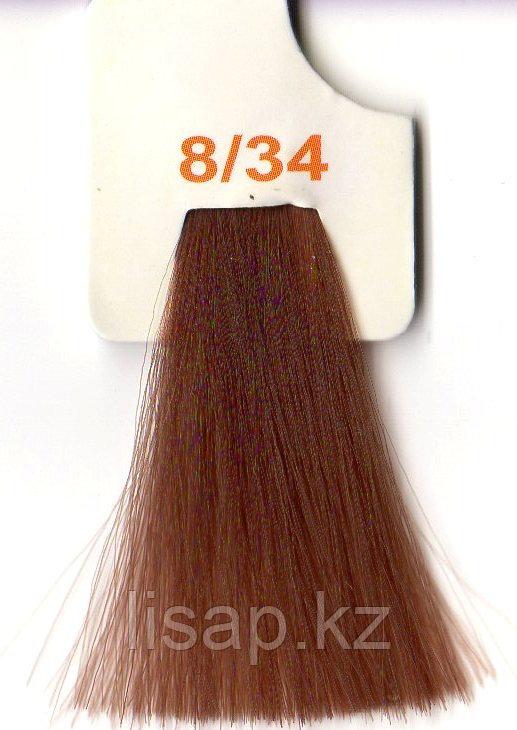 8/34 Краска для волос LK  марки LISAP