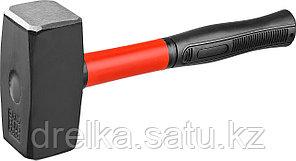 Кувалда 2 кг с фиберглассовой рукояткой, MIRAX, фото 2