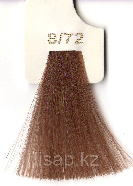 8/72 Краска для волос LK  марки LISAP