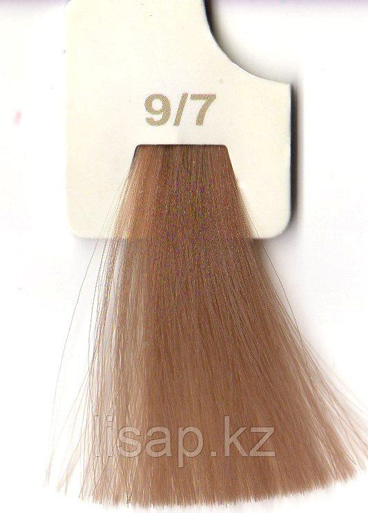 9/7 Краска для волос LK  марки LISAP
