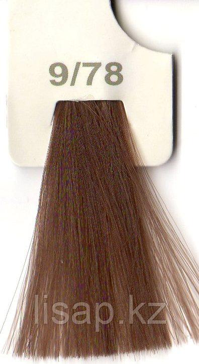 9/78 Краска для волос LK  марки LISAP