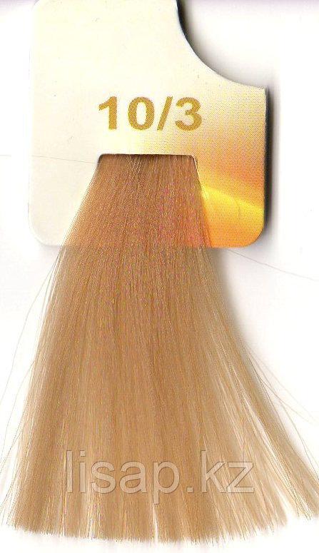 10/3 Краска для волос LK  марки LISAP