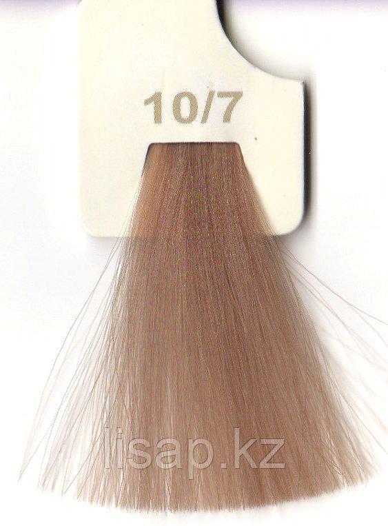 10/7 Краска для волос LK  марки LISAP